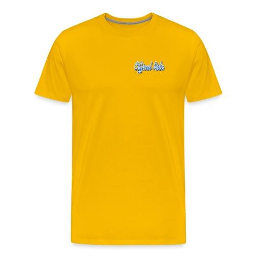 Offical Ride - Männer Premium T-Shirt