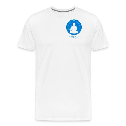 medbuddha 900 gif - Männer Premium T-Shirt