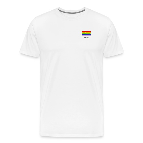 love is love Shirt - Männer Premium T-Shirt