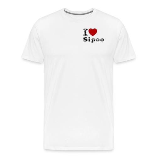 Sipoo -kahvimuki - Men's Premium T-Shirt