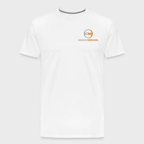 Coach Michael Personal Training & Coaching - Männer Premium T-Shirt