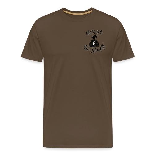 Motivate The Streets - Men's Premium T-Shirt