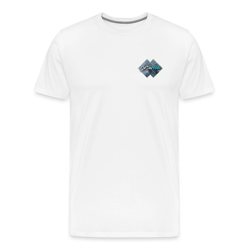 Official JaDexYeah Logo - Men's Premium T-Shirt