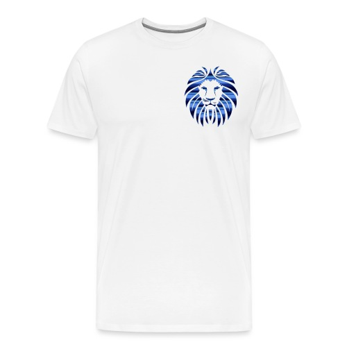 Blue Lew - Men's Premium T-Shirt