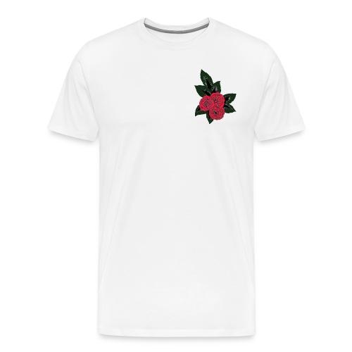 fleur du mal color - T-shirt Premium Homme