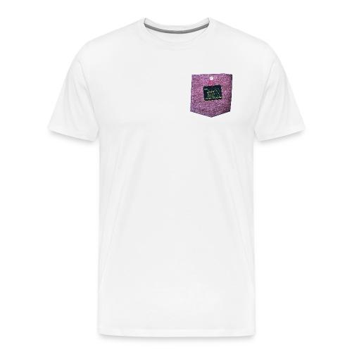 abzeichen Hell - Männer Premium T-Shirt