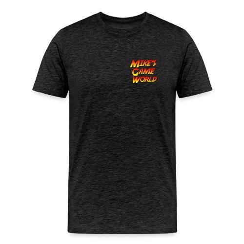 New Logo - Mannen Premium T-shirt