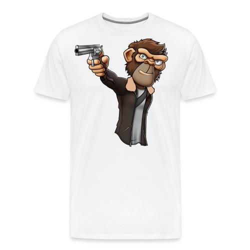 Rick New Size png - Men's Premium T-Shirt