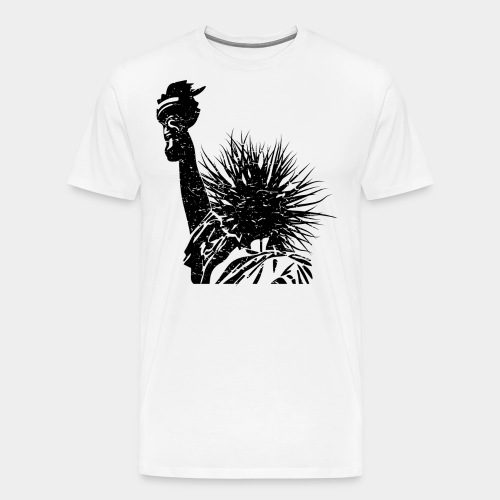 usa-liberty - Men's Premium T-Shirt