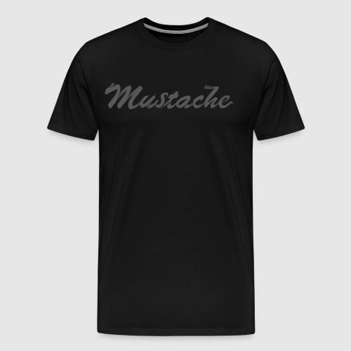 Black Lettering - Men's Premium T-Shirt