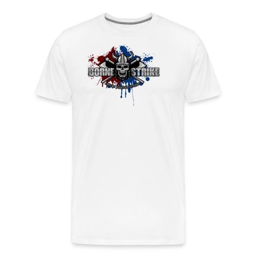 BTS extreme paintball scenario - Männer Premium T-Shirt
