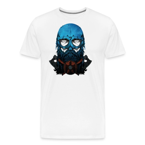 viking png - T-shirt Premium Homme