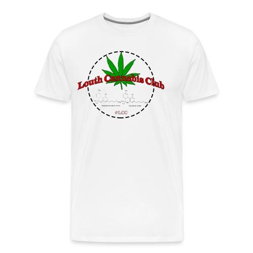 Louth cannabis club - Men's Premium T-Shirt