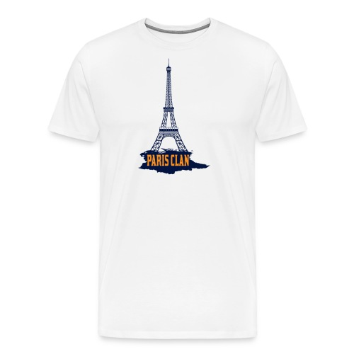 Paris Eiffel - Men's Premium T-Shirt