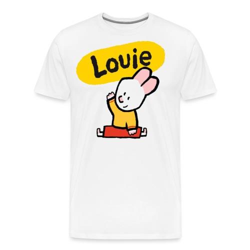 (ORIGINAL) la camiseta de Louie - Camiseta premium hombre