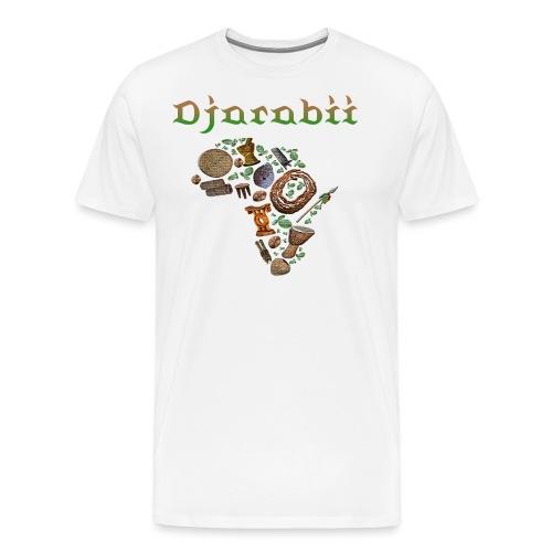 djarabii savane - T-shirt Premium Homme