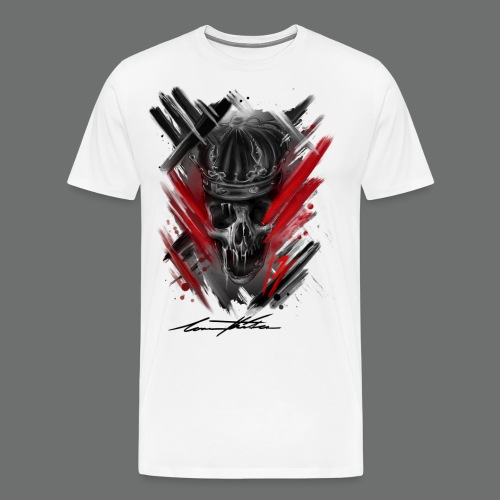 KINGS CROWN 1.0 - Männer Premium T-Shirt