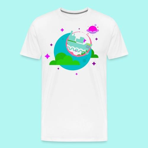 LUNAR DH - Camiseta premium hombre