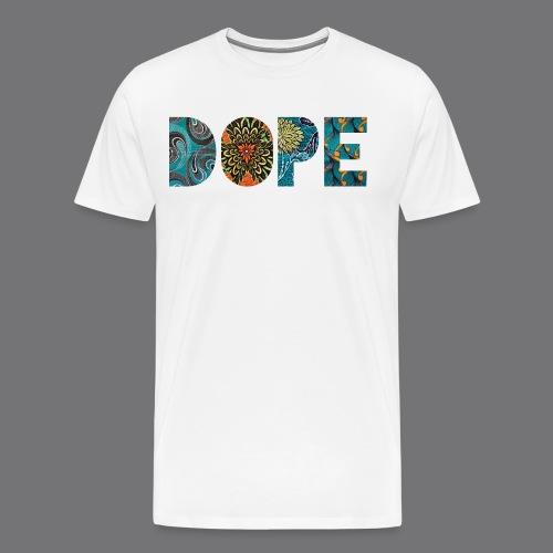 DOPE NATURE Tee Shirts - Men's Premium T-Shirt