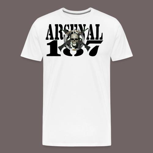 187 polis 2 serer - T-shirt Premium Homme
