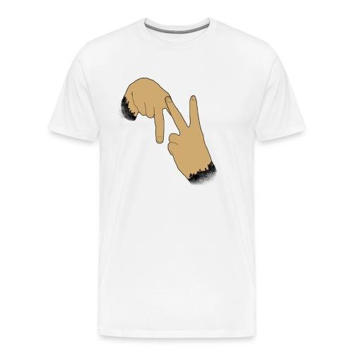 Double N - T-shirt Premium Homme