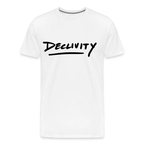 Projekt 2 svart - Premium-T-shirt herr
