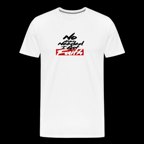 I BELIEVE - Camiseta premium hombre
