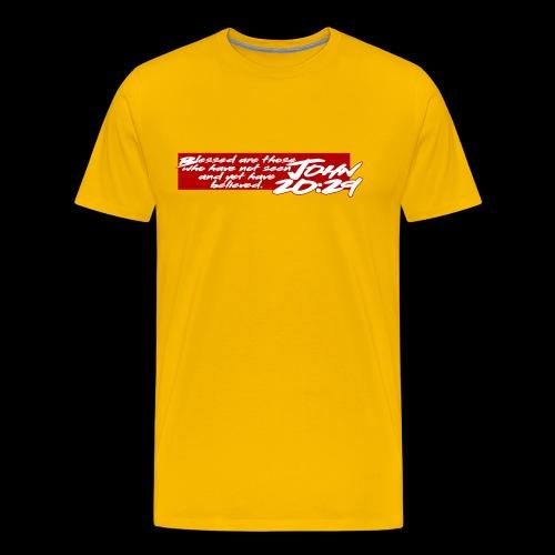 OVER REASON 2 - Camiseta premium hombre