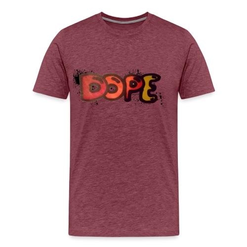 Dope phrase - Men's Premium T-Shirt