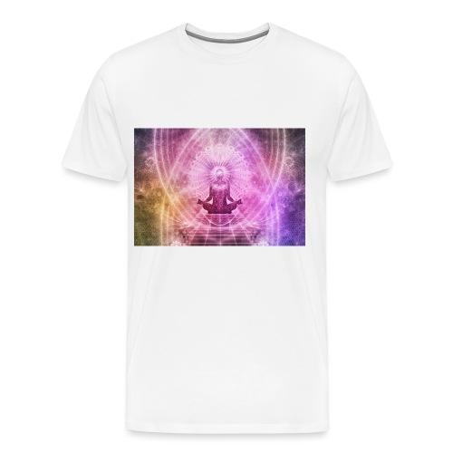 meditation 1384758 - Men's Premium T-Shirt