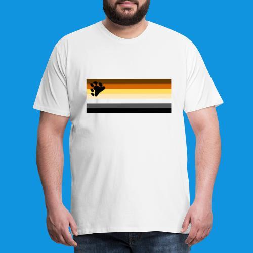 Bear Flag tank - Men's Premium T-Shirt
