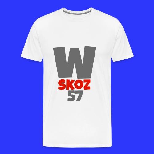Sac Watiskoz Officiel - T-shirt Premium Homme