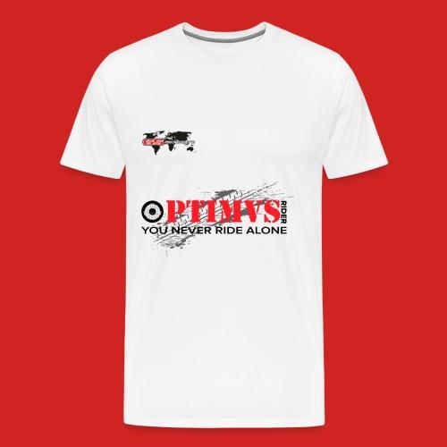 Optimvs_Rider - Camiseta premium hombre
