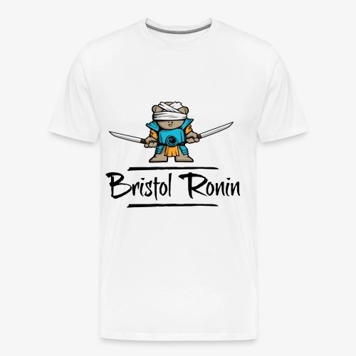 Swordbear_Crab_Black - Men's Premium T-Shirt