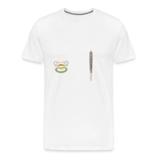 LINKSODERRECHTS - Männer Premium T-Shirt