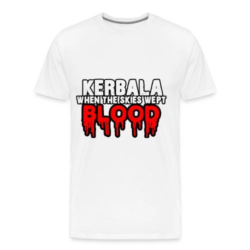 Kerbala - Men's Premium T-Shirt