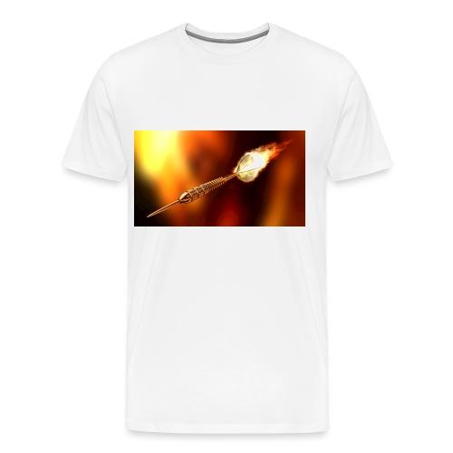 Dart - Männer Premium T-Shirt