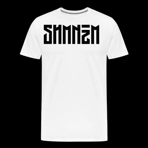 SHMNzM Basic - Maglietta Premium da uomo