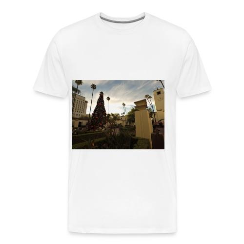 Union Sation L.A. - Männer Premium T-Shirt