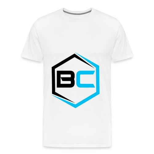 BradCubed 2018 Reboot Merch - Men's Premium T-Shirt