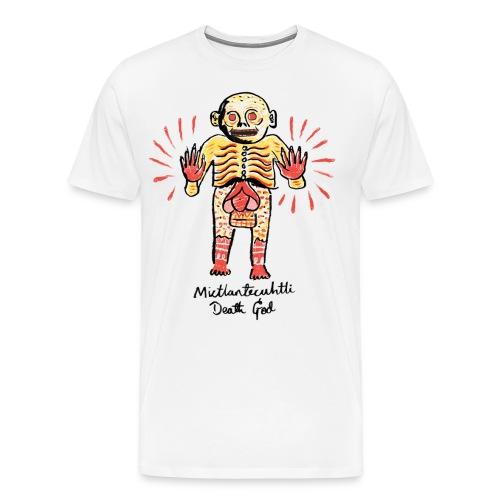 Mexican Death God - Men's Premium T-Shirt