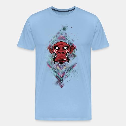 MMonkey_2 - Männer Premium T-Shirt