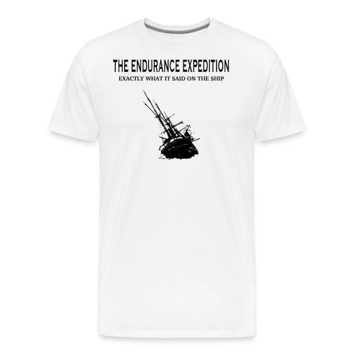Exactly Endurance - Men's Premium T-Shirt