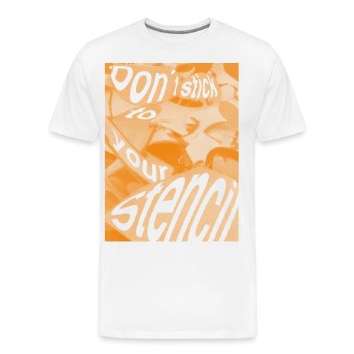 Unbound Orange - Men's Premium T-Shirt