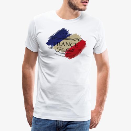 France Football - Männer Premium T-Shirt
