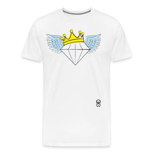 King Diamond Wings - Men's Premium T-Shirt
