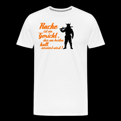 rache - Männer Premium T-Shirt