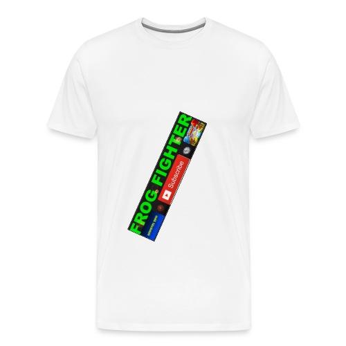 channel time - Men's Premium T-Shirt