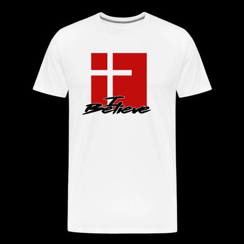 I BELIEVE 2 - Camiseta premium hombre