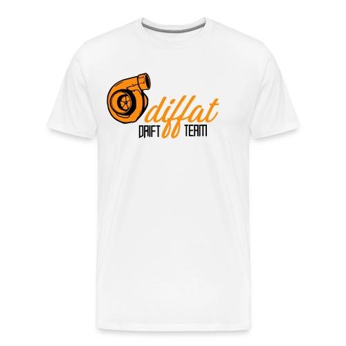 Odiffat Drift Team - Premium-T-shirt herr